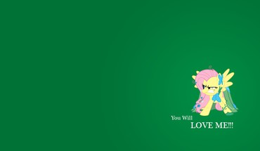Friendship is magic mane 6 love me HD wallpaper