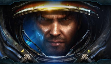 StarCraft Terran iliustracijų II Jim Raynor  HD wallpaper