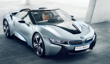 Bmw spider concept HD wallpaper