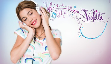 De violetta 2 HD wallpaper