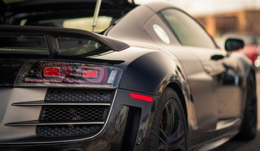 Audi R8 automobilių transporteriai  HD wallpaper