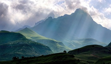Drakensberg mountains tallest in south africa HD wallpaper