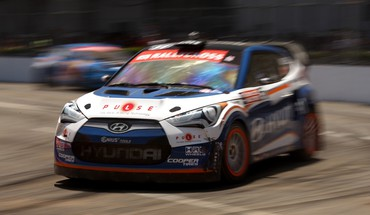 Cross cars rally hyundai rally-cross HD wallpaper