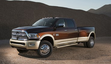Cars dodge ram heavy pickup HD wallpaper