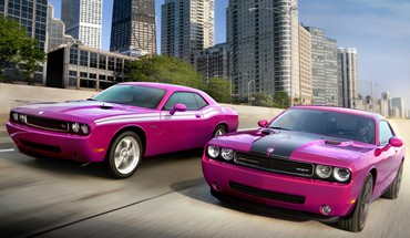 Challenger SRT esquiver les voitures RT  HD wallpaper