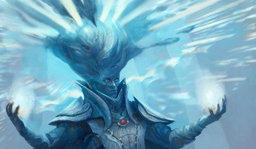 Magic the gathering artwork mind HD wallpaper