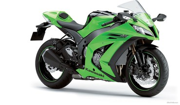 Kawasaki Ninja ZX-10R motos  HD wallpaper