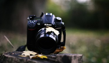 Nikon  HD wallpaper