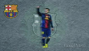 Blaugrana football player leo andres futbol futebol HD wallpaper