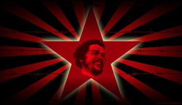 Revolution che guevara red star leader murderer guerrilla HD wallpaper