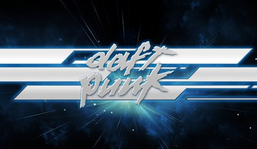 Daft punk electronic music house HD wallpaper