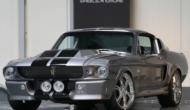 Ford mustang cars supercars vehicles HD wallpaper