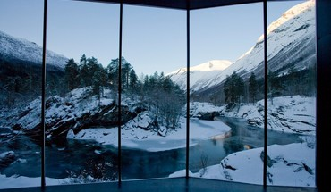 Window, norway, HD wallpaper