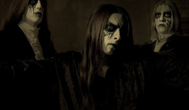 Black Metal simfoninės carach Angren  HD wallpaper