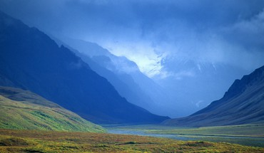Arctic landscapes mountains nature valleys HD wallpaper