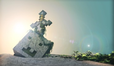milieux Minecraft  HD wallpaper