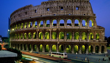 įkėlė SG Roma Colosseum  HD wallpaper