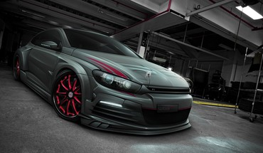 Volkswagen scirocco r HD wallpaper