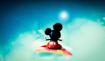 Disney company mikey mouse HD wallpaper