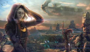 Effect 3 relay tali zorah nar rayya HD wallpaper