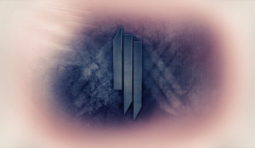 Skrillex logo fondu  HD wallpaper