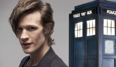 Tardis Matt Smith elfte Arzt,  HD wallpaper