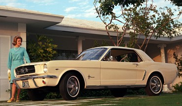 1964 ford mustang cars coupe vehicles HD wallpaper