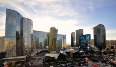 Cityscapes las vegas urban city center HD wallpaper