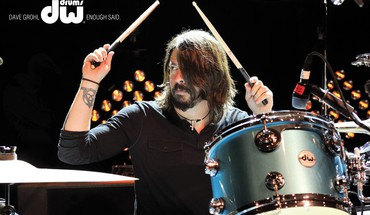 Dave Grohl Foo Fighters Schlagzeug Musik  HD wallpaper