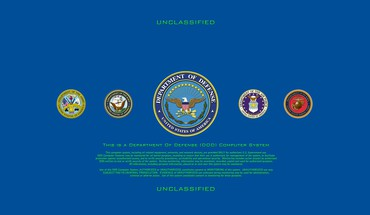 Defense department unclassified HD wallpaper
