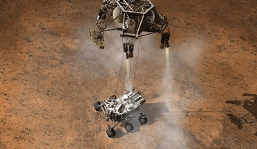 Spaceships vehicles landing land rover curiosity vehicle HD wallpaper