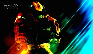 Halo reach xbox 360 game HD wallpaper