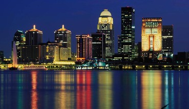 Cityscapes louisville HD wallpaper
