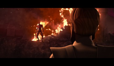 Darth Maul Obi-Wan Kenobi der Klon ia HD wallpaper