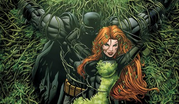 Batman poison ivy HD wallpaper