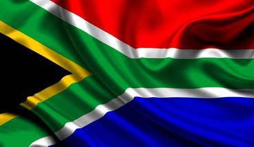 Flags south africa HD wallpaper