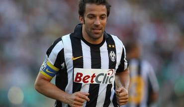 Del sportives de football piero de juventus  HD wallpaper