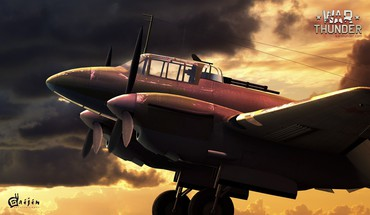 Aircraft war thunder gaijin entertainment world of planes HD wallpaper