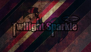 Grunge zitiert mein kleines Pony Twilight Sparkle  HD wallpaper