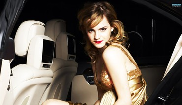 Blondes women emma watson cars actress models HD wallpaper