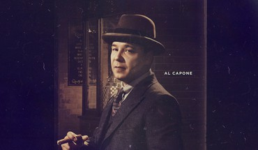 Al Capone Martin Scorsese HBO senamadiškai  HD wallpaper