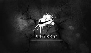 Just do it nike HD wallpaper