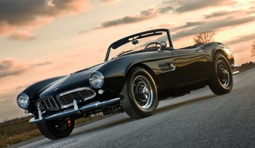 Automobiliai bmw 507  HD wallpaper