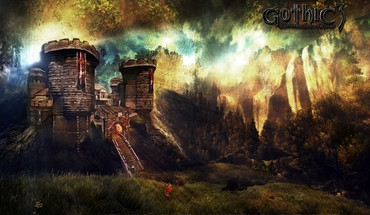 Video games gothic 3 HD wallpaper