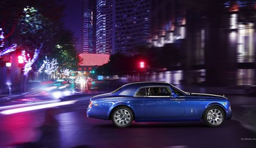 Phantom coupe rolls royce HD wallpaper