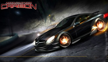 Video games need for speed carbon HD wallpaper