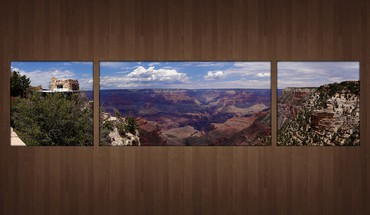 Usa Grand Canyon panorama  HD wallpaper