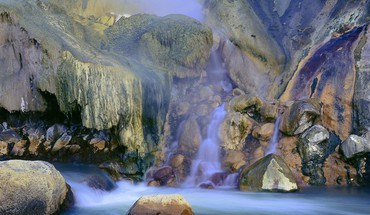 Nature russia valley geysers biosphere HD wallpaper