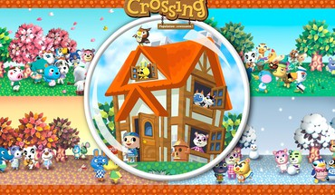 Nintendo GameCube Animal Crossing HD wallpaper