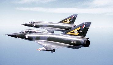 Mirage iii eo und d  HD wallpaper